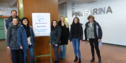 Eureka-Turin-Lehrergruppe